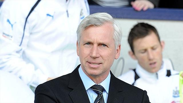 Football - Pardew demands more from Newcastle
