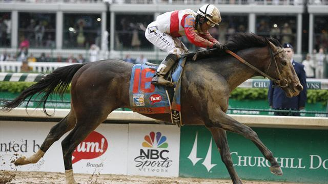 Horse Racing - Kentucky Derby: They want to take I'll Have Another's place