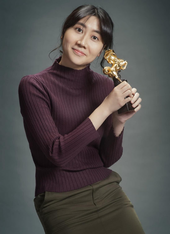第56屆金馬獎最佳新導演入圍者:《金都》黃綺琳