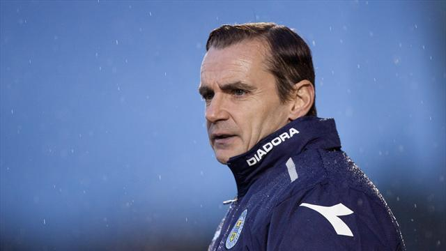 Football - Relaxation prepares St Mirren for final