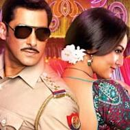 Salman Khan And Sonakshi Sinha Shooting For 'Dabangg 2' Romantic Number In Dubai