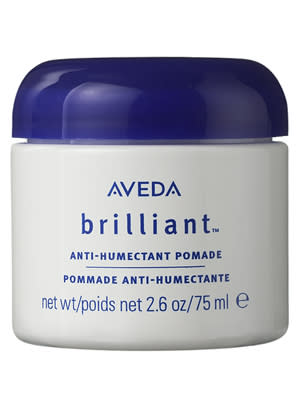 Aveda Brilliant Anti-Humectant Pomade, $19
