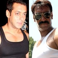 Salman 'Ready' For 'Singham'