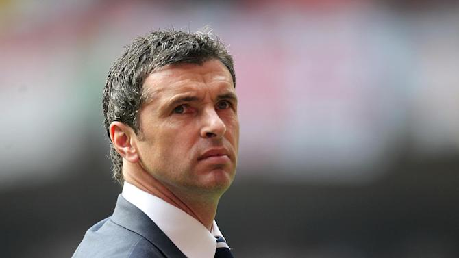 The death of Gary Speed, pictured, shocked the Welsh team, according to Chris Coleman