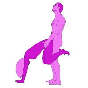 Sex position of the day: Downward dog