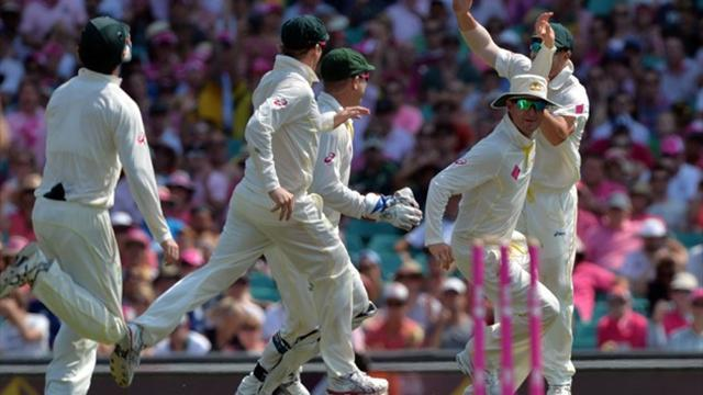 Ashes - Australia secure Ashes series sweep