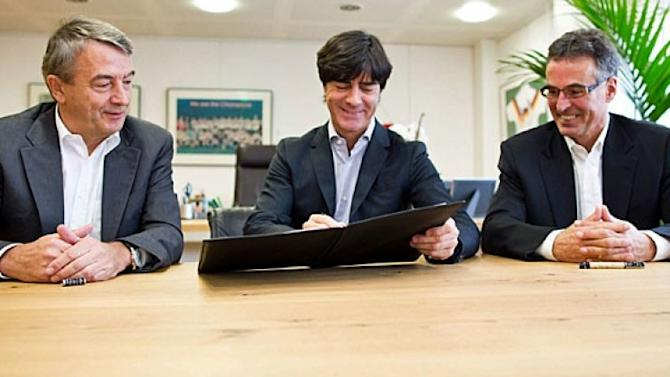 Jogi Löw signs new 2-year deal as German national coach