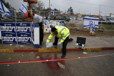 Two Palestinian assailants shot dead in West Bank stabbing attempts: Israel