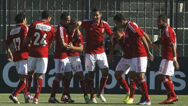 African Football - Egypt's Al Ahli on verge of extraordinary triumph