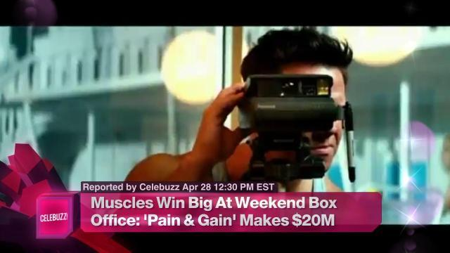 Entertainment News - Pain & Gain, Katie Couric, Robert Downey Jr.