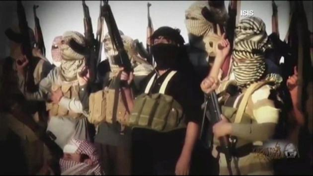 'ISIS' is on the move in Syria grabbing a big prize as overseas airports put new security in place amid terror jitters.
