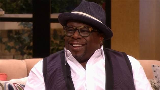 Cedric The Entertainer stops by Access Hollywood Live on September 10, 2013 -- Access Hollywood