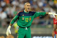Valdes proud of Ballon d'Or contender Casillas