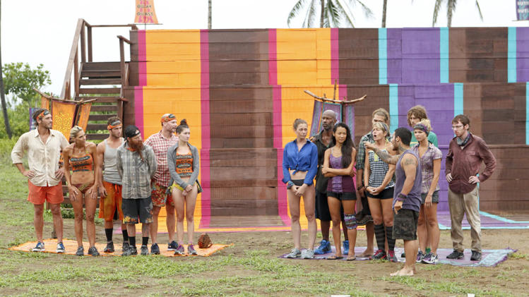 """Survivor: Caramoan - Fans vs. Favorites"" -- ""Persona Non Grata"""