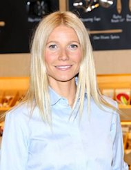 Gwyneth Paltrow under fire for kids' bikinis promotion
