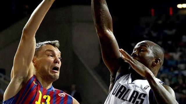 Baloncesto - Un Barcelona 'NBA' sorprende a los Dallas Mavericks