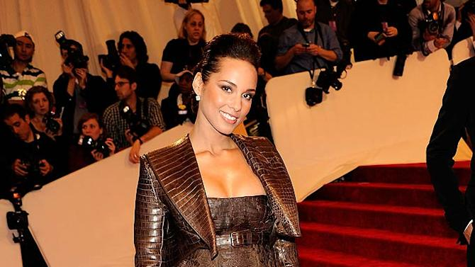 Alicia Keys TheMET Gala