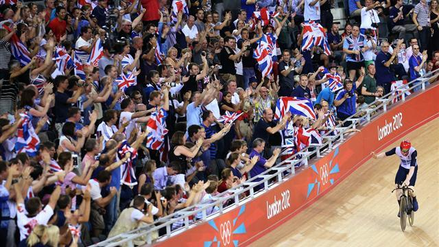 Olympic Games - Team GB Olympic superfan dies while watching cycling