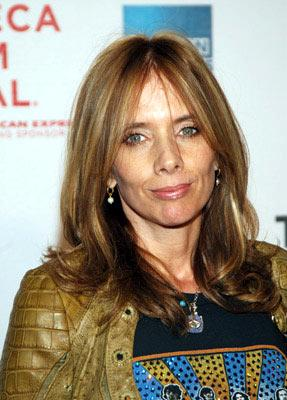 Director Rosanna Arquette All We Are Saying premiere - Tribeca Film Festival April 20, 2005 - New York, NY