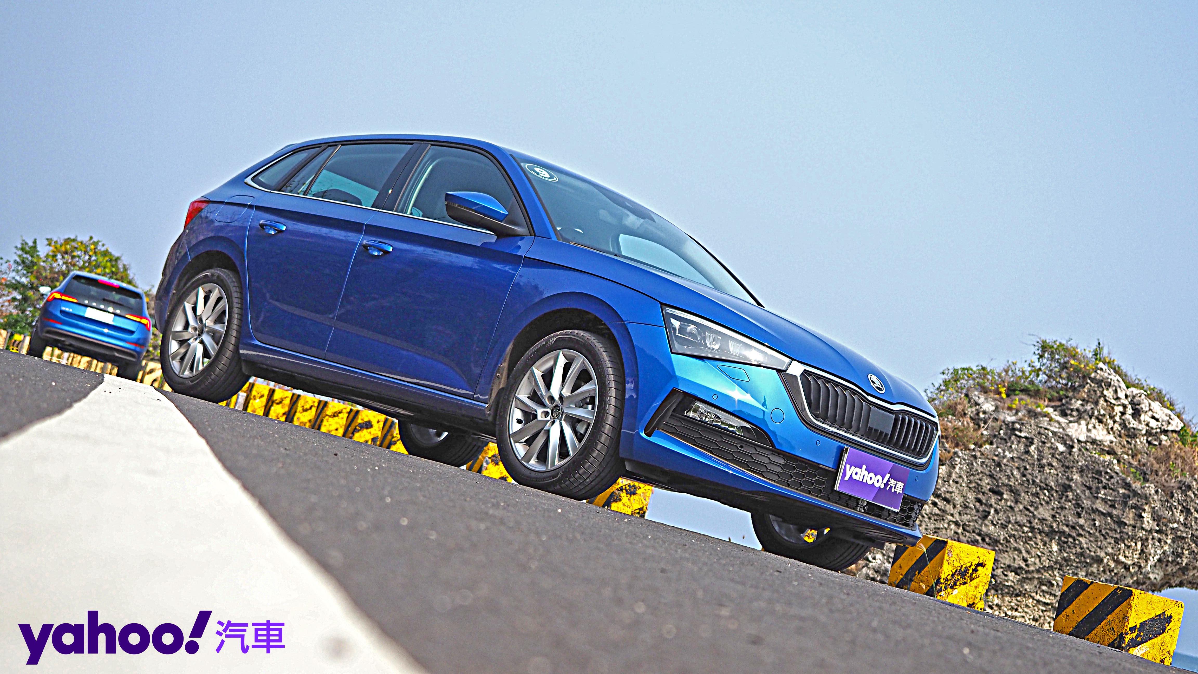 遍遍是驚喜、處處是彩蛋!2020 Škoda Scala 1.0 TSI豪華動能版屏東小琉球環島試駕