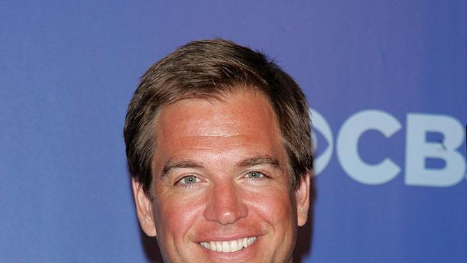 "Michael Weatherly (""NCIS"") attends the 2010 CBS Upfront at The Tent at Lincoln Center on May 19, 2010 in New York City."