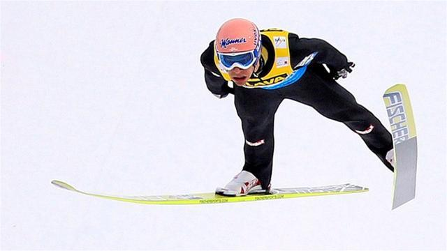 Ski Jumping - Kofler leaps to victory in Sochi
