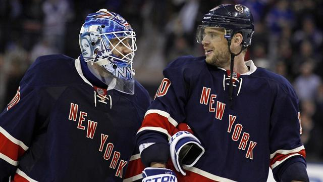 Ice Hockey - Gaborik hat-trick spurs Rangers to victory over Bruins