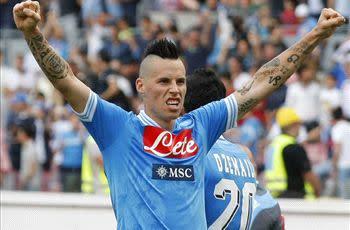 Hamsik dismisses Napoli exit rumours