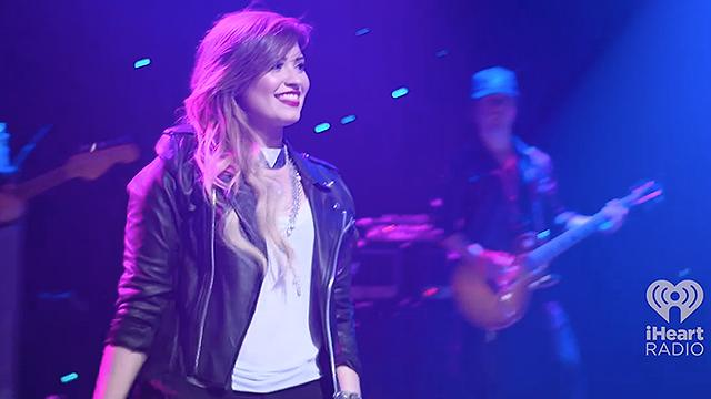 iHeartRadio Live with Demi Lovato: Really Don't Care
