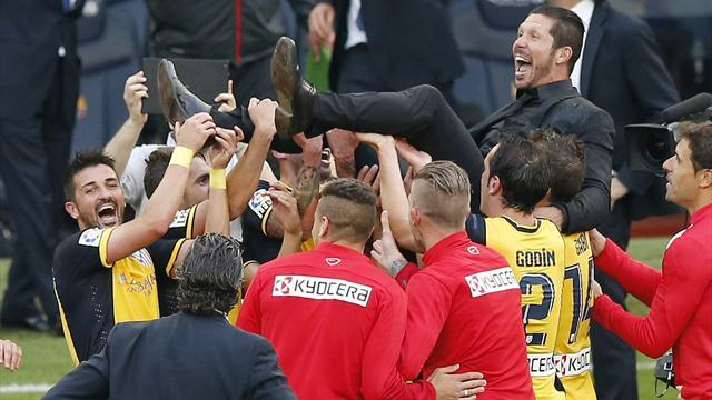 Liga - Scale of Atletico's achievement 'barely believable'