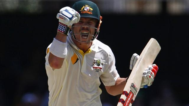 Ashes - Warner says went 'too far' in Ashes sledging