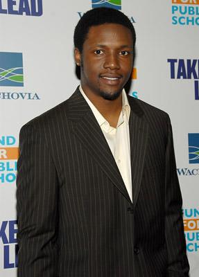 Rob Brown at the NY premiere of New Line Cinema's Take the Lead