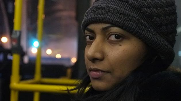 Acsana Fernando, 33, moved to Canada from Bangladesh as a refugee in 2002.