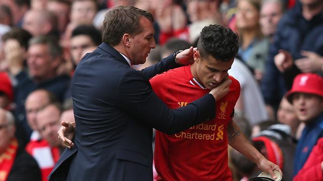 Premier League - Rodgers hails 'remarkable, incredible' Liverpool