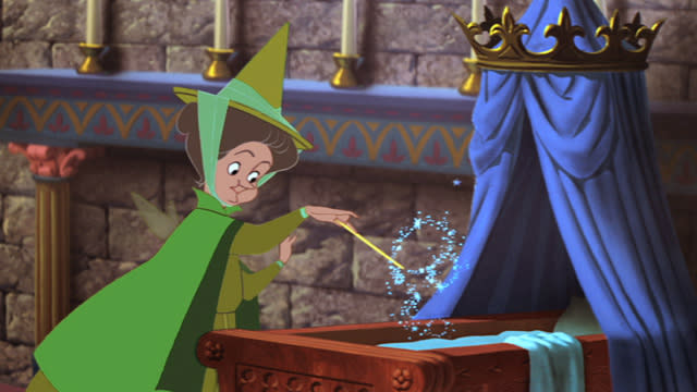 'Sleeping Beauty' Clip: The Gifts