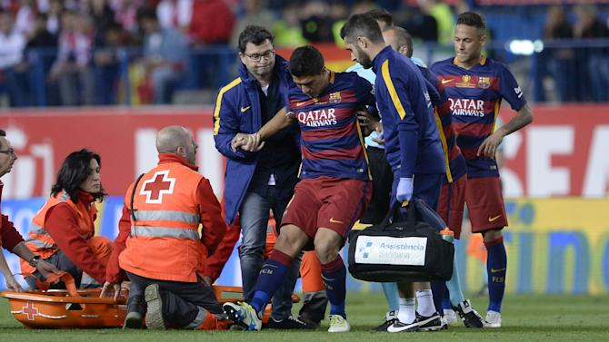 Suarez expected to miss Copa America group stage
