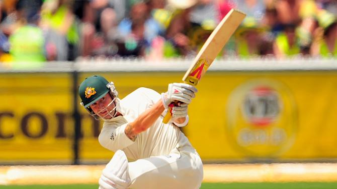 First Test - Australia v Pakistan: Day 2