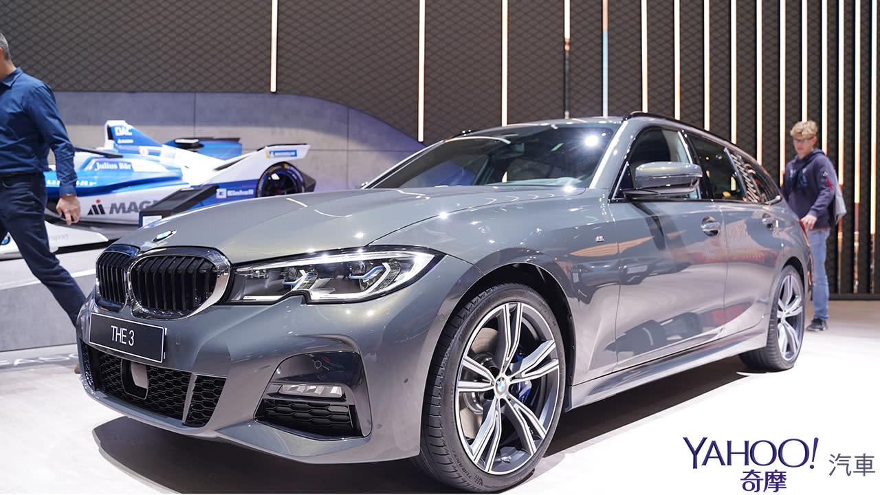 【2019法蘭克福車展】BMW第6代BMW 3-Series Touring展現G世代Wagon美學