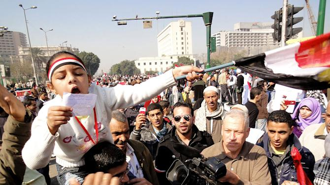 """""""In Tahrir Square: 18 Days of Egypt's Unfinished Revolution"""""""