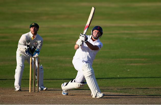 England Lions v Australia - Tour Match: Day One
