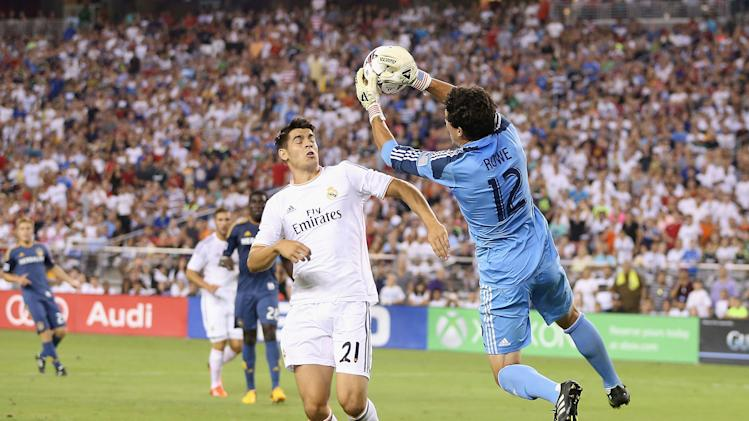 Real Madrid v Los Angeles Galaxy - International Champions Cup 2013