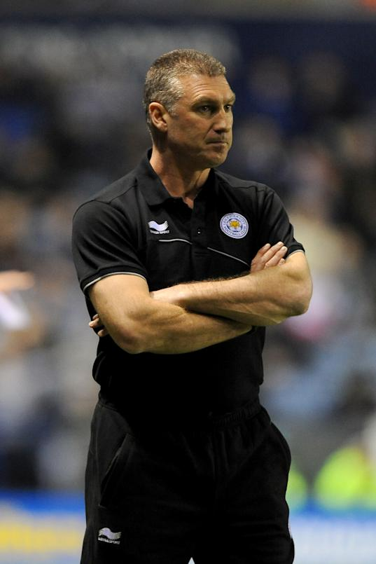 Leicester boss Nigel Pearson has moved for promising French midfielder Anthony Knockaert