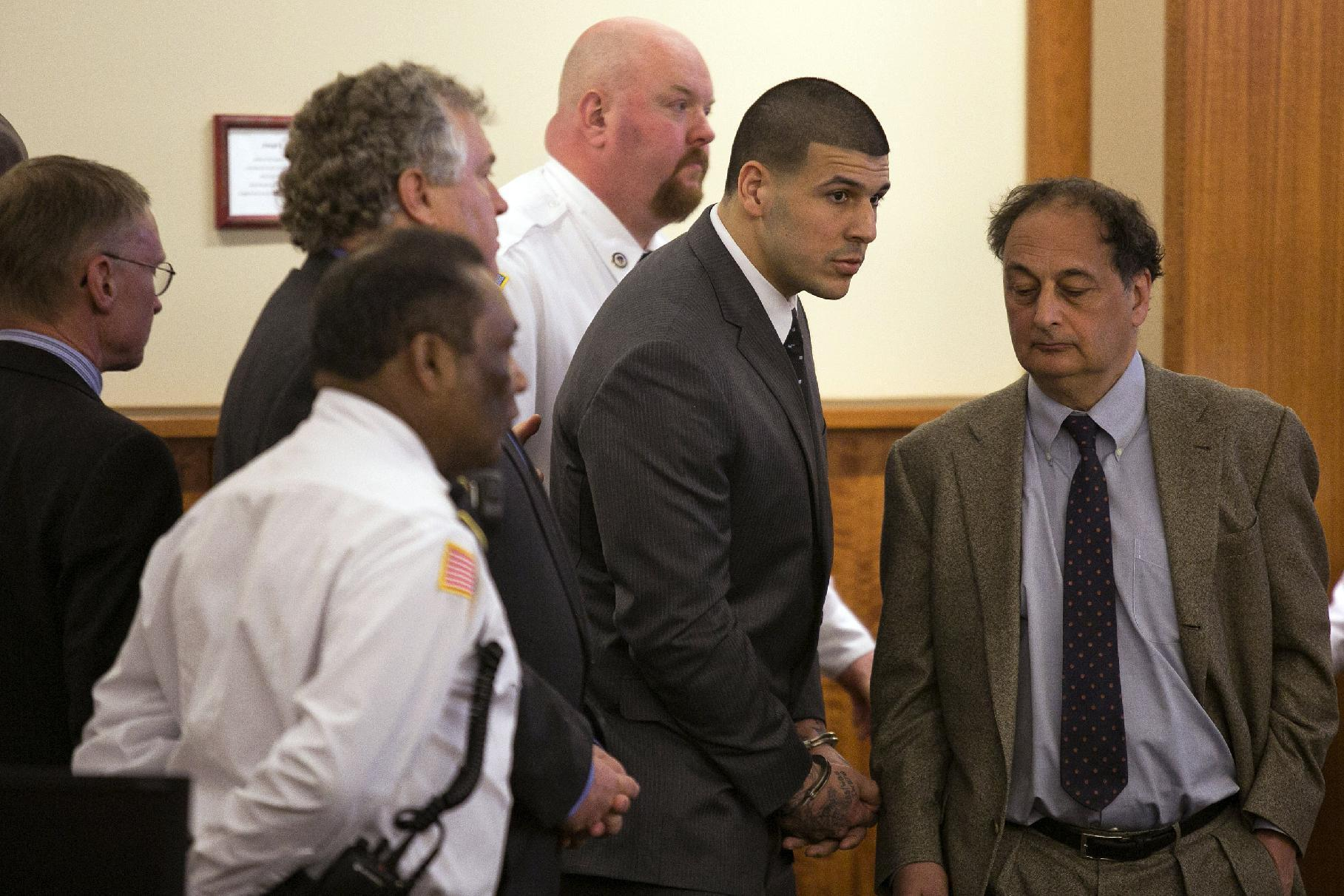 'We've never seen anything like this': Dan Wetzel on the Aaron Hernandez trial