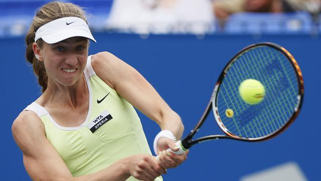 Barthel reaches Quebec semi-finals