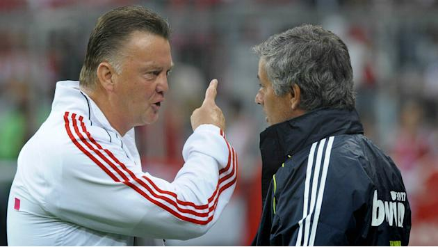 Van Gaal dismisses Mourinho reports