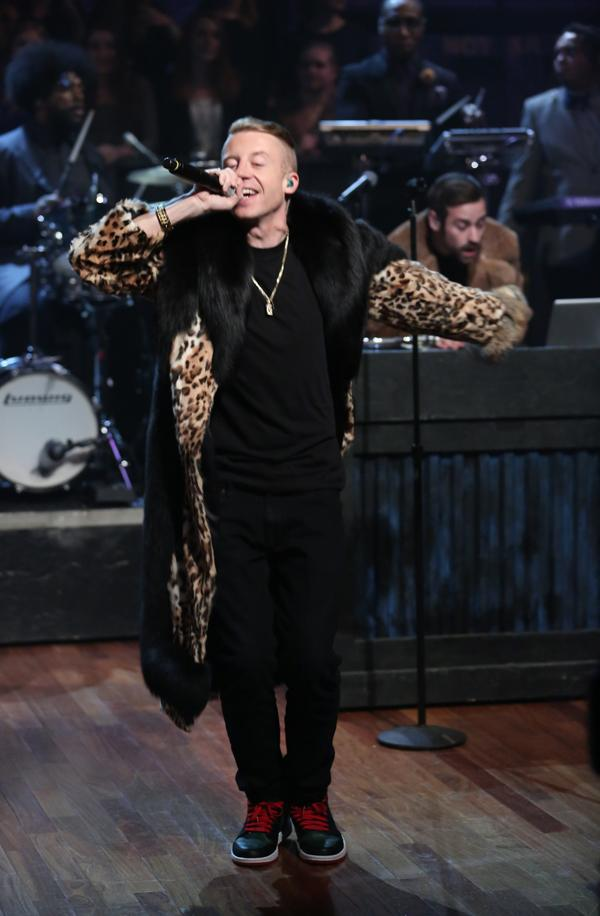 Macklemore Picks Five Favorite Songs