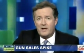 CNN's Piers Morgan Hits Back At Critics, Threatens To Leave US Over Lax Gun Laws