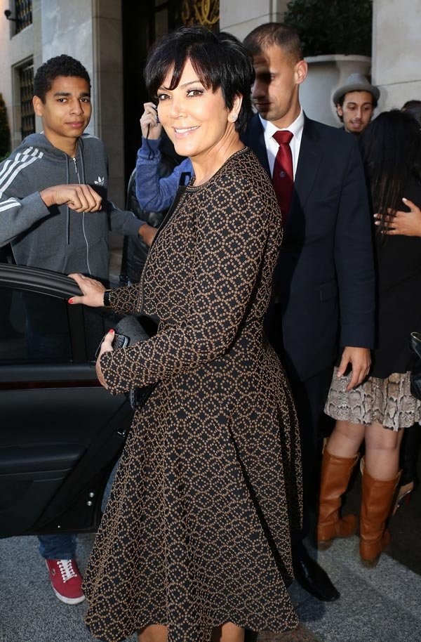 Kris Jenner: You're Emotionally Cheating On Bruce Jenner With Your Ex Lover