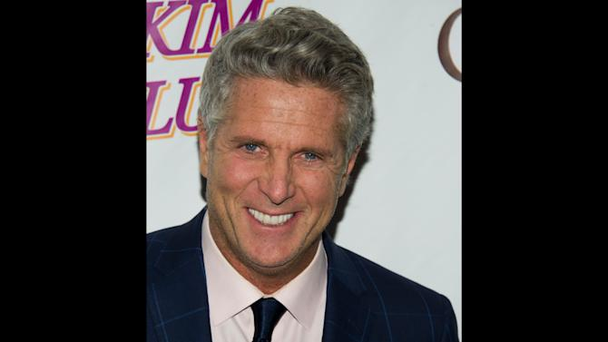 "FILE - In this May 16, 2012 file photo, Donny Deutsch arrives at the Friars Club Roast of Betty White in New York. CNN's ""(Get to) The Point,"" featuring Donny Deutsch and panelists chewing over the day's news in the 10 p.m. EDT time slot, is off the air after a week. (AP Photo/Charles Sykes, File)"