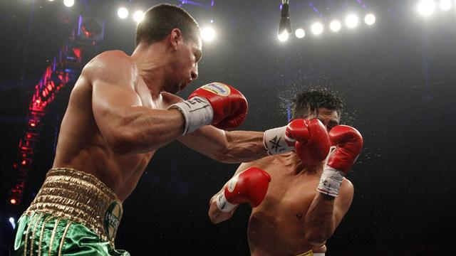 Boxing: Garcia outclasses Mexican legend Morales